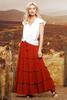 No Tiers Left To Cry Skirt