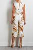 Talk To The Palm Jumpsuit