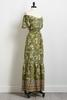 Flower Power Maxi Dress