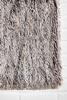 Natural Shaggy Cowl Scarf