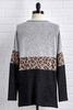 Leopard In The Middle Hacci Top