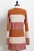 Colorblock Chenille Cardigan