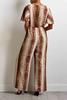 Easy As Python Jumpsuit