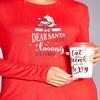 Dear Santa Sleep Top