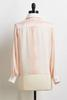 Blush Snakeskin Shirt