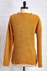 Struck Gold Chenille Sweater
