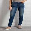 Keep It Low Key Girlfriend Jeans