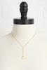 Simple Pendant Necklace