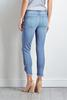 Tulip Frayed Highrise Jeans