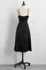 On The Dot Slip Dress