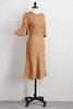 Feline Fine Midi Dress