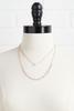 Pretty Pendant Layered Necklace