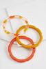 Spicy Lucite Bracelets
