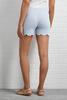 Hello Sailor Scalloped Shorts
