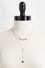 Metal Pendant Necklace