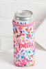 Party Skinny Coozie