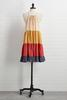 New Girl On The Colorblock Dress