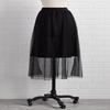 Mesh Or No Skirt