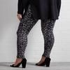 Say What You Mean To Gray Leggings