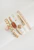 Semi- Precious Blessed Bracelet Set