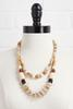 Natural Beaded Necklace
