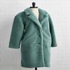 Mint Fur You Coat
