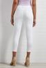 Left Or White Jeans