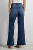 Going Far And Wide Leg Jeans