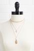 Layered Gold Necklace Set