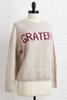 Grateful Sweater