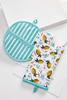 Lemon Love Oven Mitt Set