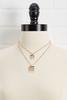 Chain Pendant Necklace