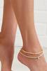 Wooden Anklet