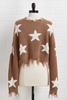 You ` Ll Go Star Sweater