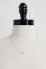 18k Tiny V Necklace