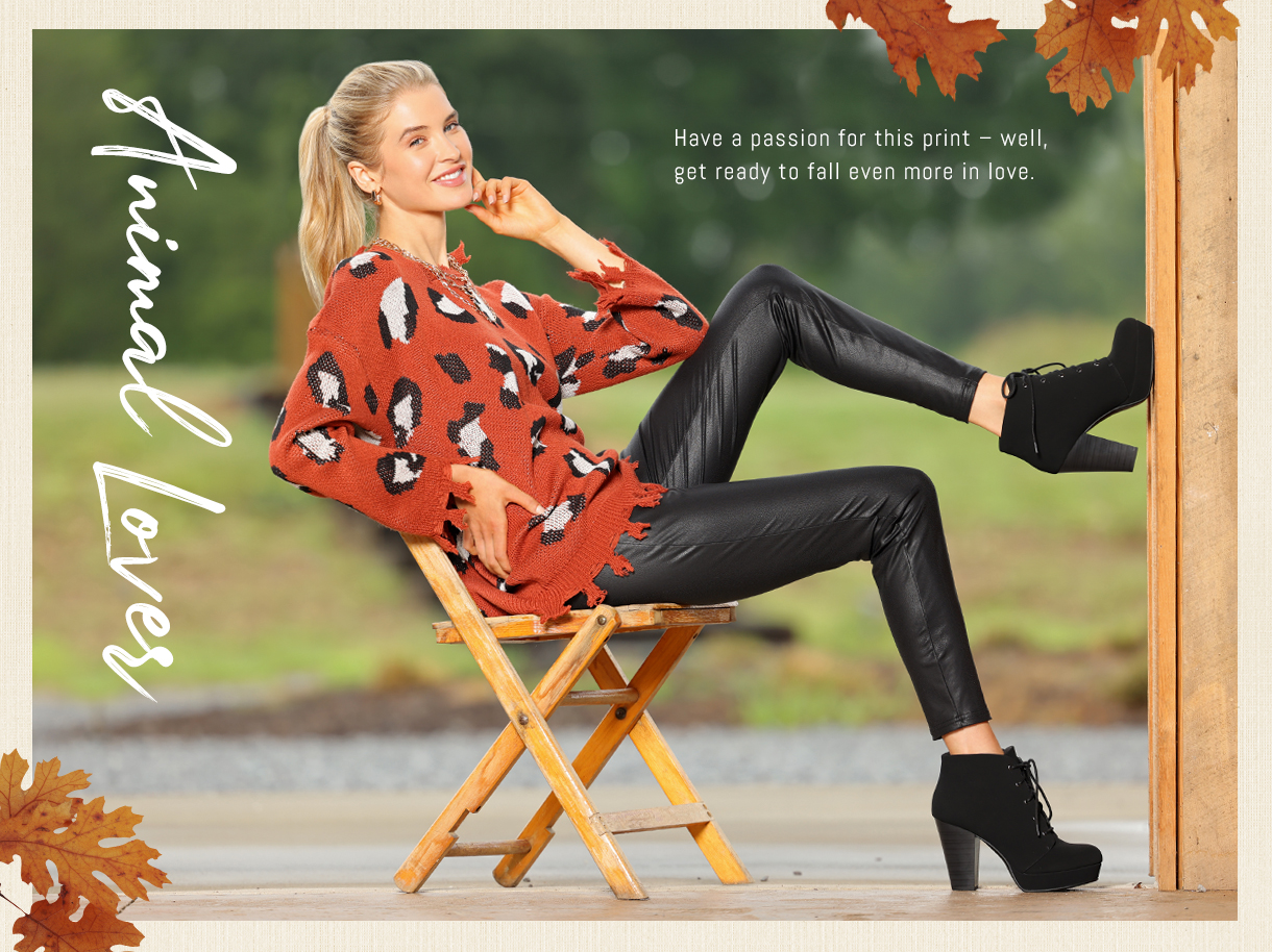 Have a passion for this print. Well, get ready to fall even more in love.